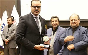 مراسم اختتامیه سومین جایزه مسئولیت اجتماعی و توسعه پایدار برگزار شد