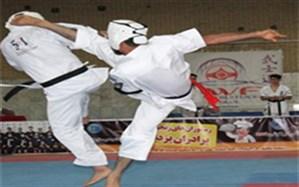 هفتمین دوره مسابقات کاراته قهرمانی باشگاه های کشور