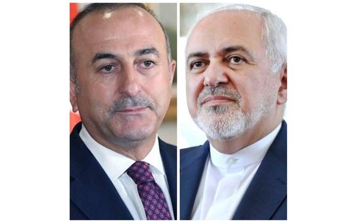 ظریف با دولت و ملت ترکیه ابراز همدردی کرد