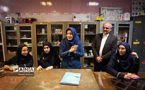 حاجی میرزایی: مهم ترین کارکرد و ماموریت آموزش و پرورش بهتر زندگی کردن بچهها است