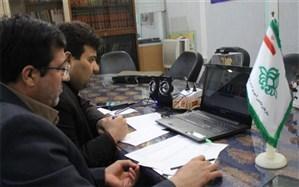 دومین جلسه  مسئولین سازمان دانش آموزی استان بوشهر بصورت ویدئو کنفرانس برگزار شد