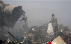 سایه زبالههای مخوف بر سر کلانشهر شیراز