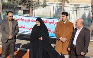 الهه حسن پور:سرانه ورزشی استانداردشهرستانهای استان تهران به نسبت کشور و به دلیل محرومیت درحدپایینی قراردارد