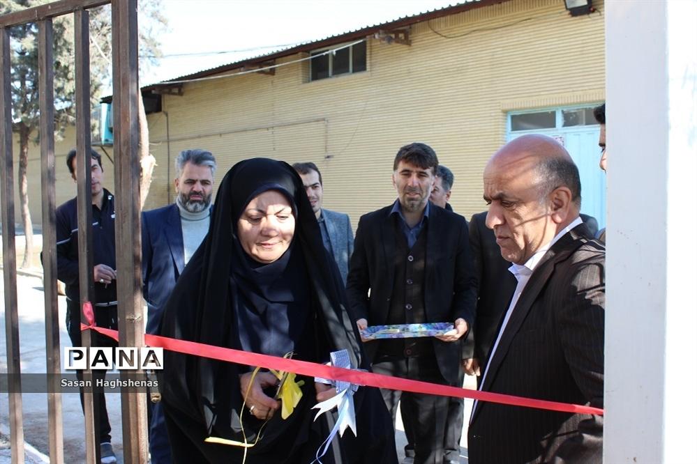 افتتاح پیست دو و میدانی ورزشگاه امام خمینی (ره) آموزش و پرورش اسلامشهر