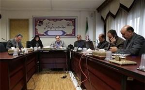 جلسه توجیهی دهمین دوره انتخابات مجلس دانش آموزی