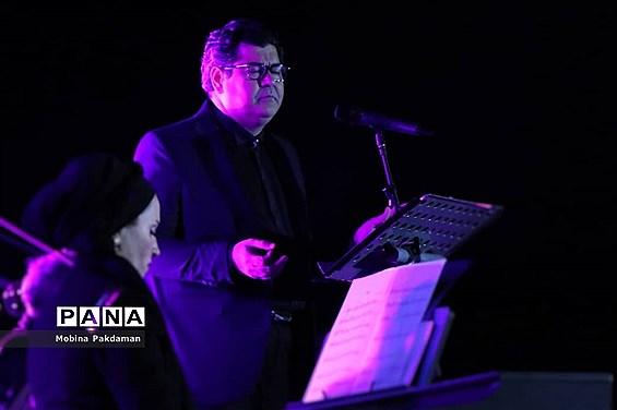 کنسرت سالار عقیلی در ساری