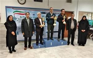 برگزاری مسابقات شطرنج مدارس پسرانه شاهد شهر تهران