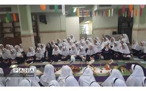 برگزاری جشن ۳۳ روزه قرآن دبستان نورالهدی منطقه ۱۱
