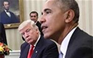 کپی برداری ترامپ از پیام اوباما جنجال به راه انداخت