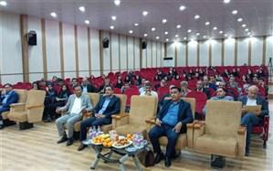 همایش مدیران مدارس و مراکز غیردولتی شهرستان بندرعباس
