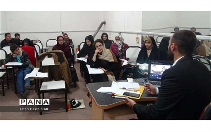 برگزاری کارگاه کسب و کار اینترنتی درشیروان