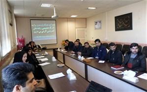 برگزاری کارگاه آموزشی داوران مسابقات قرآن در جلگه رخ