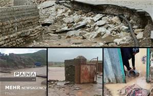 جزئیات احداث واحدهای سیلزده دورود و تعمیر ۲۴۰۰ خانه