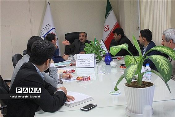 جلسه ستاد استانی انتخابات دهمین دوره مجلس دانش آموزی استان بوشهر