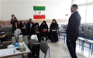 برگزاری کارگاه سبک زندگی سالم درآموزش و پرورش ناحیه دوشهرری