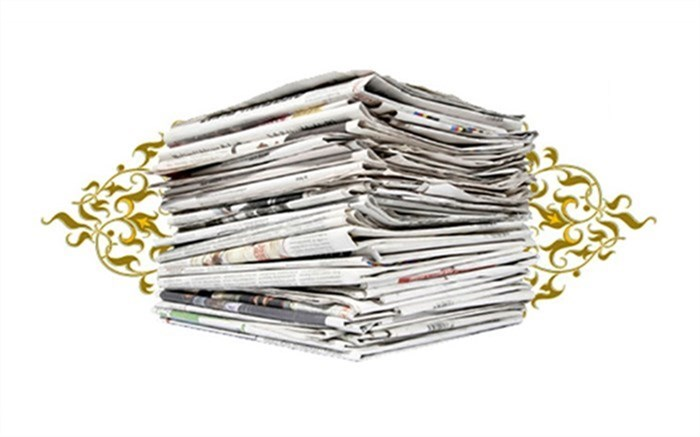 تصویر روزنامههای  امروز زنجان- سهشنبه 8 بهمن