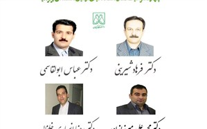 چهار عضو هیات علمی دانشگاه گیلان در میان دانشمندان برتر دنیا قرار گرفتند