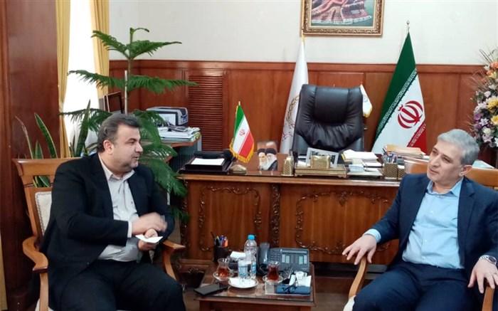 بانک ملی ایران، مشارکت در امور توسعهای مازندران را گسترش میدهد