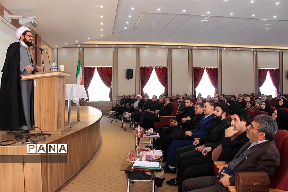 گردهمایی مدیران و معاونان پرورشی ناحیه 3 تبریز