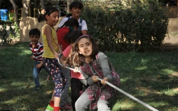نقش بازیهای هیجانی در رشد کودکان
