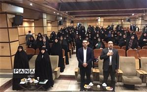 برگزاری جلسه عمومی معاونان و مربیان پرورشی در منطقه4