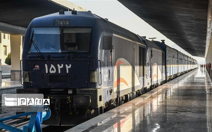 حرکت قطار گردشگری لرستان از سرگرفته می شود