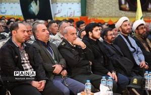 برگزاری مراسم تشییع پیکر شهدا به یاد سردار دلهادر شهرری