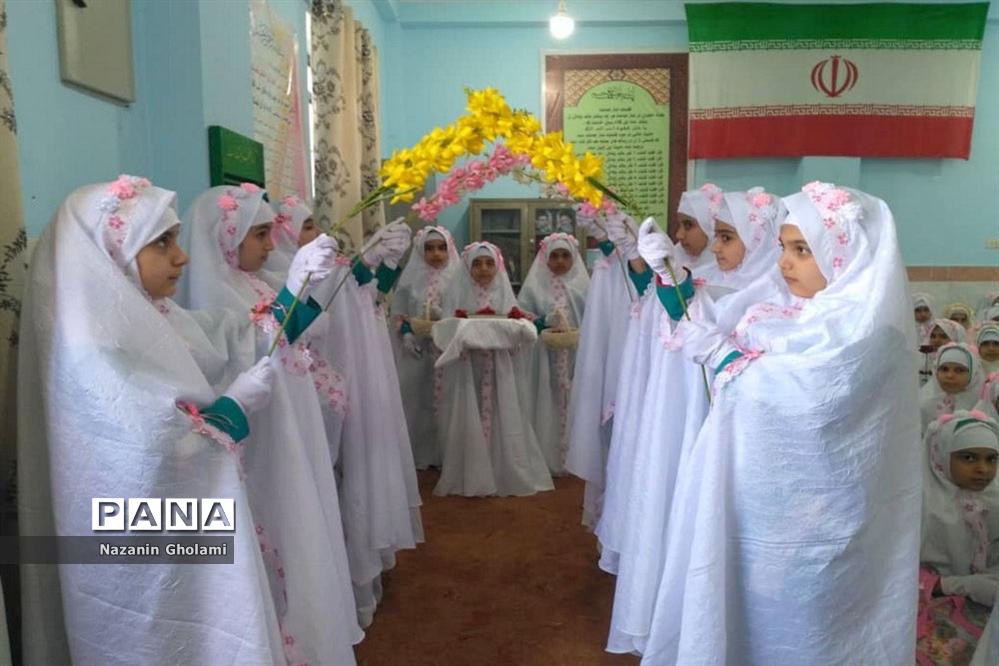 جشن تکلیف آموزشگاه نرجس برازجان