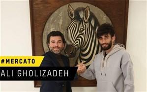 قرارداد ملیپوش فوتبال ایران با تیم بلژیکی تمدید شد
