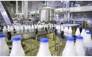 کاهش ۳۵ درصدی فروش شیر
