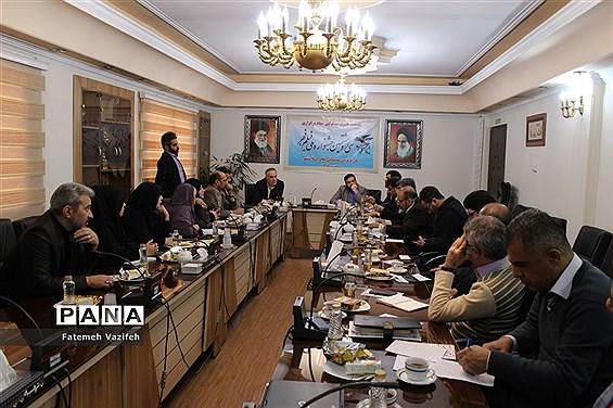 نشست خبری اعضاءستاد برگزاری سی و هشتمین جشنواره ملی فیلم فجر شهرستان اسلامشهر