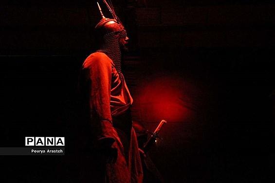 تئاتر حقیقتی تلخ مناسبت ایام شهادت حضرت فاطمه زهرا (س)