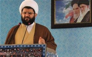 امام جمعه قدس؛ دهه فجر امسال بیش از سال های گذشته  به دهه فاطمیه آمیخته شده است