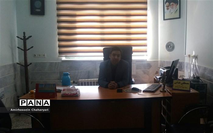 عملکرد اداره آموزش و پرورش تایباد در حوزه آموزش متوسطه