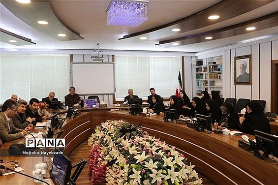 نشست  فصلی شورای برنامه ریزی سازمان دانشآموزی خراسان رضوی