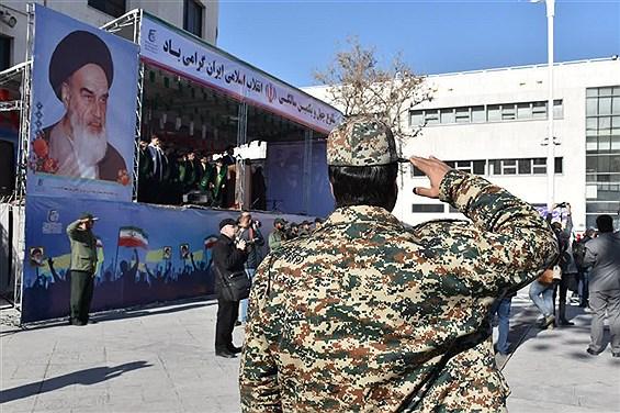 گرامیداشت چهل و یکمین بهار انقلاب در مشهد