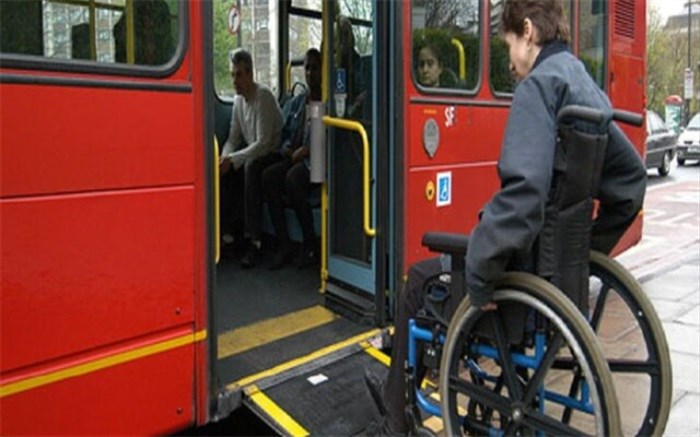وسیله نقلیه-معلولین
