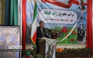 وزیر فرهنگ و ارشاد اسلامی: امام خمینی (ره) به عنوان بزرگمرد تاریخ ایران و اسلام مسیری را طی  و به بام قله رساند که امروز برای همه در اقصی نقاط جهان، نشان دادنی است