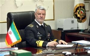 پیام تبریک فرمانده نیروی دریایی ارتش به مناسبت دهه مبارک فجر