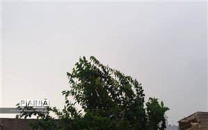 وزش باد و بارش شدید باران از عصر فردا