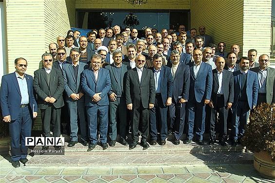 بیست و سومین اجلاس مدیران استانی و مدیران ارشد دانشگاه فرهنگیان