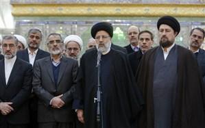 رئیسی: یکی از آرمانهای امام ایجاد دستگاه قضایی مبتنی بر فقه و حقوق اسلامی بود