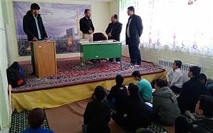 برگزاری مسابقات قرآن، عترت و نماز در جلگه رخ