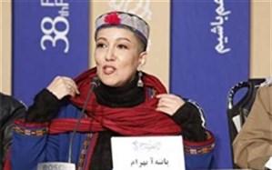 موی تراشیده پانته آ بهرام سوژه روز دوم جشنواره شد