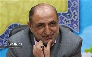 پیام تبریک فرماندار تهران به مناسبت روز معلم