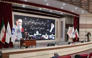 صنعت هسته ای یکی از مولفه های قدرت ایران اسلامی است