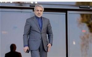 رئیس سازمان برنامه و بودجه کشور وارد یاسوج شد