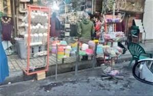 خیابانخواری پاساژها و رستورانها در پایتخت