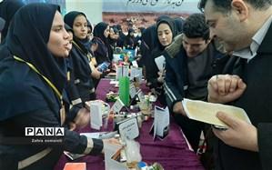 برگزاری نمایشگاه دانش آموزی کشوری تجارب یادگیری در کاوشگری شهرستان قرچک