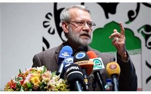 لاریجانی: بدون نظریه نمی توان به افق دست یافت